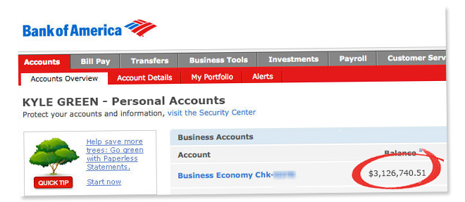 Bank of america forex trading account