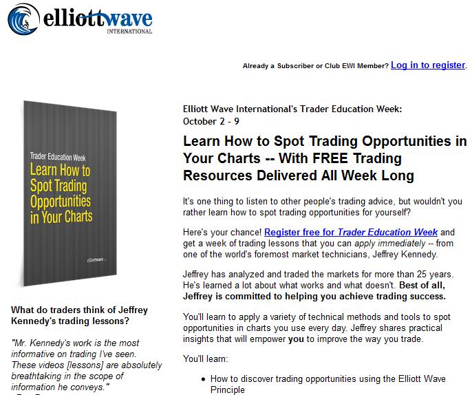Traders Education Week
